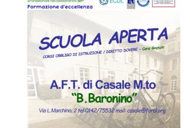 Open Day Casale Monferrato