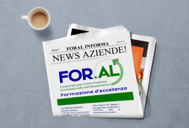 NEWS AZIENDE!  FOR.AL: Informa e Forma