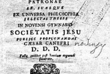 Anniversario Cesare Canefri